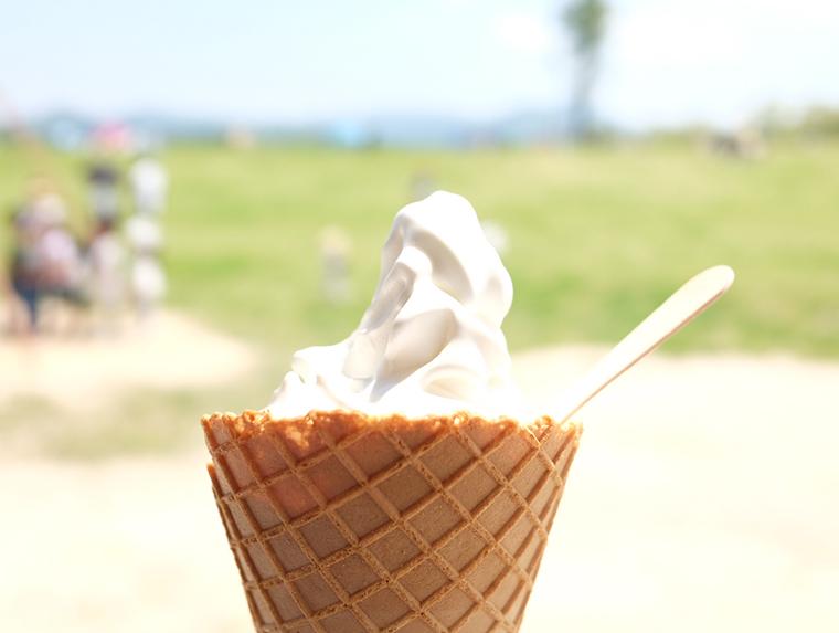 広島市佐伯区湯来町にある砂谷牧場・久保アグリフォームへ行ってきました。牧場搾りたてのジェラート・限定ソフトクリームが絶品!
