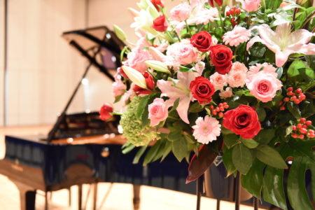 10月に開催した「第7回ピアノ発表会」。生徒さんの演奏写真の販売をスタートしました!