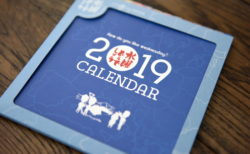 水曜どうでしょうグッズ「2019卓上カレンダー」〜ファンにはたまらない仕掛けが満載!来年の相棒はこれで決まり!
