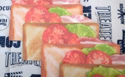 【ローディッドペーパーバッグ】丹精込めて焼き上げたサンドウィッチタイプ!中身は紙モノを収納できる蛇腹ファイル!