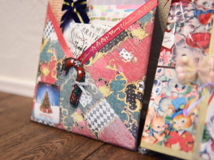 【向原・アートまつり②】とりあえずお店は決めた⇨雑貨とワークショップのお店!ローディッドペーパーバッグを販売!